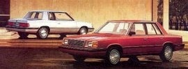 1985 Plymouth Reliant SE