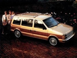 1985 Plymouth Voyager LE