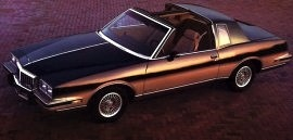 1985 Pontiac Grand Prix LE with T-Top Roof
