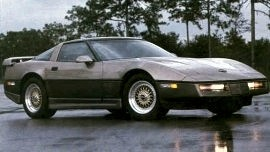 1986 Chevrolet Corvette Greenwood