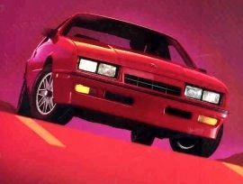 1986 Chrysler Laser