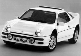 1986 Ford RS 200