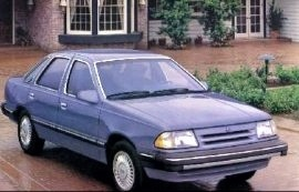 1986 Ford Tempo 4-Door