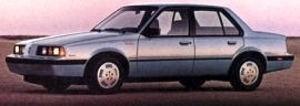 1986 Oldsmobile Firenza ES 4-Door