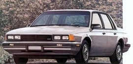 1987 Buick Century Limited Sport Package