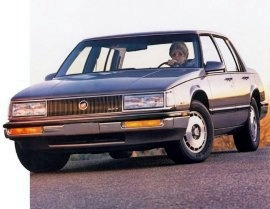 1987 Buick Electra T-Type