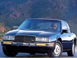 1987 Buick Riviera T Package