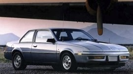 1987 Buick Skyhawk T Type Coupe