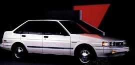 1987 Chevrolet Nova Twin Cam