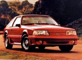 1987 Ford Mustang GT Coupe