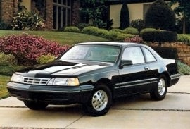 1987 Ford Thunderbird LX