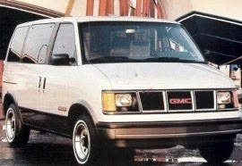 1987 GMC Safari