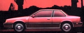 1987 Oldsmobile Firenza 2-Door