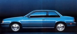 1987 Oldsmobile Firenza Coupe