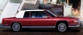 1988 Cadillac Coupe deVille