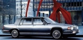 1988 Cadillac Fleetwood Sixty Special