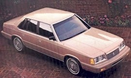 1988 Plymouth Caravelle SE