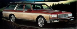 1989 Chevrolet Caprice Classic Estate Wagon
