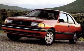 1989 Ford Tempo GLS