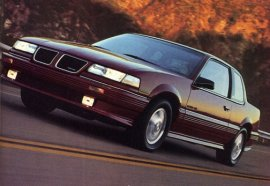 1989 Pontiac Grand Am 2-Door SE