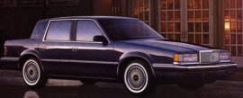 American car spotters guide 1990 for 1990 chrysler new yorker salon