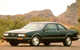 1990 Oldsmobile Eighty Eight Royale Coupe
