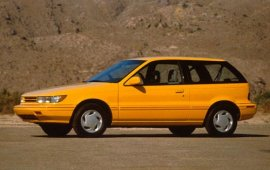 1990 Plymouth Colt GT