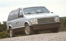 1990 Plymouth Grand Voyager
