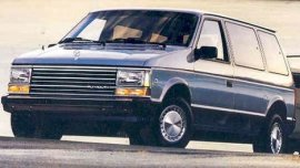 1990 Plymouth Voyager