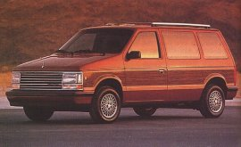 1990 Plymouth Voyager V6