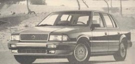 1991 Chrysler Acclaim LX