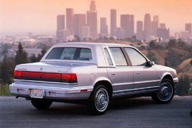 1991 Chrysler LeBaron Sedan