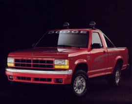 1991 Dodge Dakota Indy 500