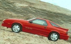 1991 Dodge Daytona Shelby