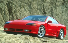 1991 Dodge Stealth RT Turbo