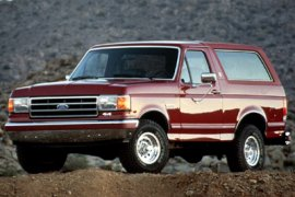 1991 Ford Bronco 4WD