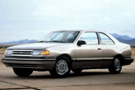 1991 Ford Tempo GL 2-Door