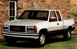 1991 GMC Sierra 1500 SLE Club