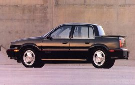 1991 Oldsmobile Cutlass Calais International