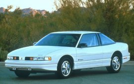 1991 Oldsmobile Cutlass Supreme International Series