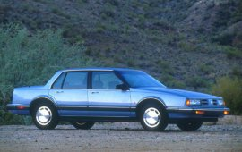 1991 Oldsmobile Eighty Eight Royale Brougham
