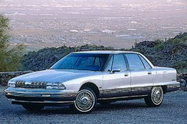 1991 Oldsmobile Ninety Eight Elite