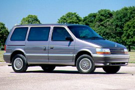 1991 Plymouth Voyager LX AWD