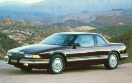1992 Buick Regal Limited