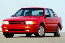 1992 Dodge Spirit RT