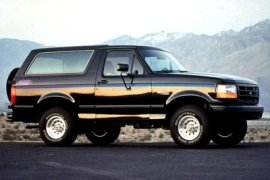 1992 Ford Bronco Nite