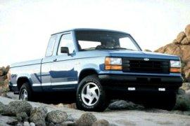 1992 Ford Ranger Supercab