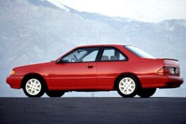 1992 Ford Tempo GLS Coupe