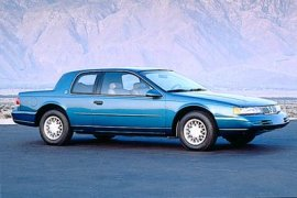 1992 Mercury Cougar XR7