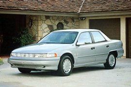 1992 Mercury Sable Sedan